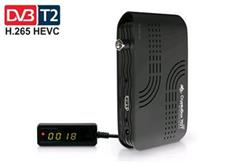 DVB-T2 prijímač AB Cryptobox 702T mini