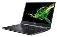 "Notebook Acer Aspire 7, 15,6"" IPS, Intel i7-9750H, 16GB, 512GB NVMe + 1TB, GTX 1650 4GB, W10 Home, černý"