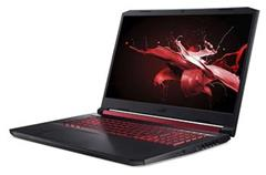 "Notebook Acer Nitro 5, 17,3"" IPS, Intel i7-9750H, 16GB, 256GB NVMe + 1TB, GTX 1650 4GB, W10 Home, černý"