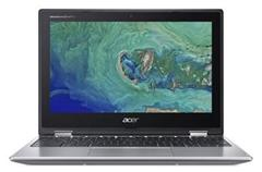 "Notebook Acer Chromebook Spin 11, 11,6"" IPS, Intel N3450, 4GB, 32GB, Intel HD, Chrome OS, stříbrný + stylus Wacom"