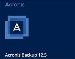 Software Acronis Backup 12.5 Standard Server Subscription License, 1 Year AAP ESD - sleva 25% do 30.9.2019