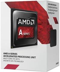 Procesor AMD A8-7680 Carrizo 4core (3,5GHz, 2MB) socket FM2+, 65W, VGA Radeon R7, BOX