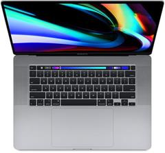 "Notebook Apple MacBook Pro 16"" i7, Touch Bar, 512GB, CZ, Vesmírně Šedý  (2019)"