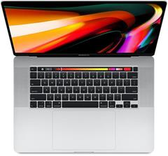 "Notebook Apple MacBook Pro 16"" i7, Touch Bar, 512GB, CZ, Stříbrná (2019)"