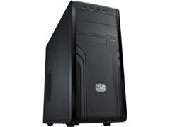 Case CoolerMaster miditower CM Force 500 ATX, USB3.0, bez zdroje, black