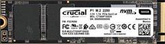 SSD disk Crucial P1 500GB M.2 PCIe NVMe 1900/950 MB/s