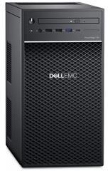 Server Dell PowerEdge T40 Xeon E-2224G, 8GB, 2x 480GB SSD RAID 1 + 1x 1TB (7200), DVDRW, 3Y NBD