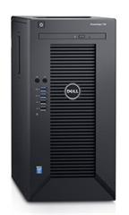 Server Dell PowerEdge T30 Xeon Quad Core E3-1225 v5, 32GB, 4x 1TB SATA RAID 5, DVDRW, 3x GLAN, 3YNBD