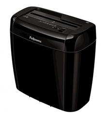 Skartovač Fellowes Powershred 36 C, P-4, Cross cut 4x40mm, 5 listů, 12l, Credit Card, Sponky