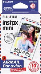 Instantný film Fujifilm Color film Instax mini AIRMAIL 10 fotografií