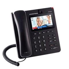Telefón Grandstream GXV-3240 VoIP video, Android, 6x SIP účtů, 2x RJ45, USB, WIFI, Bluetooth, PoE