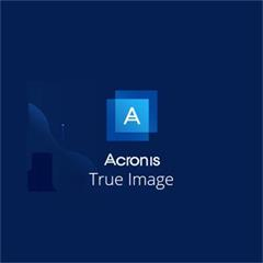 Software Acronis True Image 2020 - 1 Computer - BOX