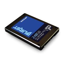 "SSD disk Patriot 240GB 2,5"" Burst 555/500MBs"