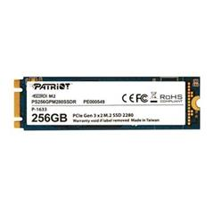 SSD disk Patriot 256GB Scorch M.2 2280 PCIe NVMe