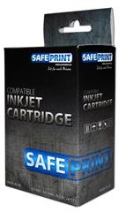 Atrament Safeprint CLI-551BK XL kompatibilní pro Canon | Black | 13ml