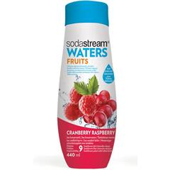 Sirup Sodastream FRUITS Brusnica-Malina 440ml