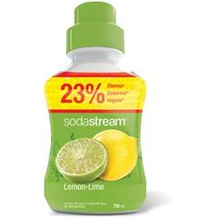 Sirup Sodastream Lemon Lime 750ml