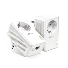 Powerline ethernet TP-Link TL-PA7017P KIT twin pack, 1x GLan, adaptér (1000 Mbps)