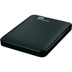 "Disk Western Digital Elements Portable 2TB, USB 3.0, 2.5"" externí, Black"