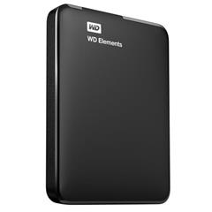 "Disk Western Digital Elements Portable 3TB, USB 3.0, 2.5"" externí, Black"