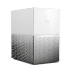 "NAS Western Digital My Cloud Home Duo 3.5"" 12TB LAN"