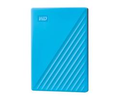 "Disk Western Digital My Passport portable, 2TB, Ext. 2.5"", USB3.0 modrý"